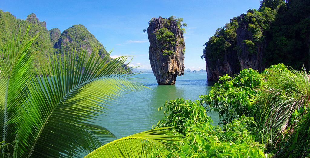 Descubre Phuket