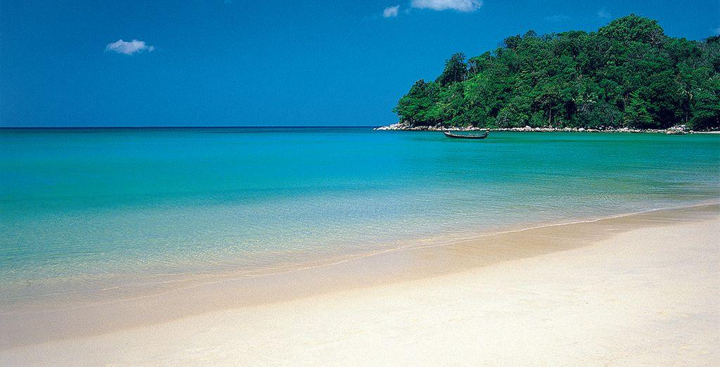 Las playas de Tailandia de ensueño te esperan en tu segundo destino