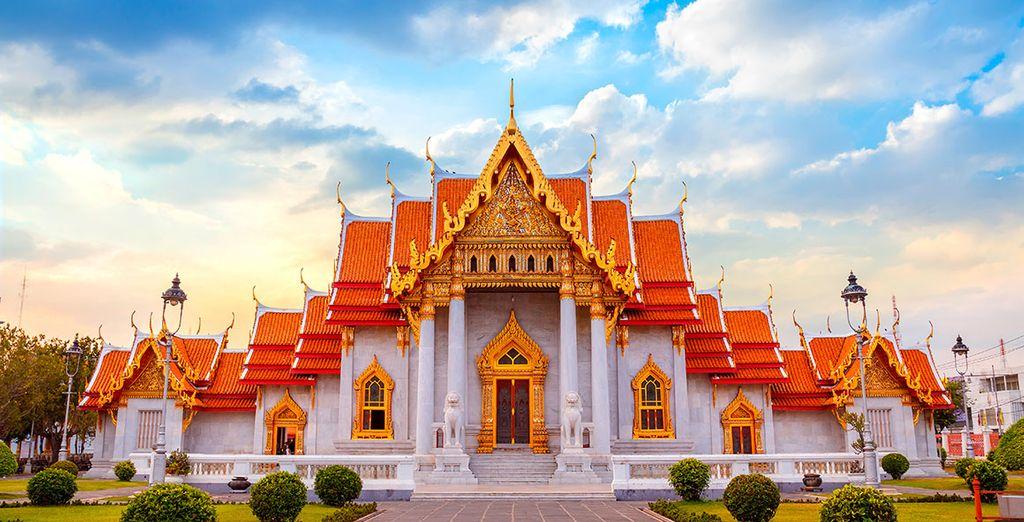 Bangkok, es una ciudad única...