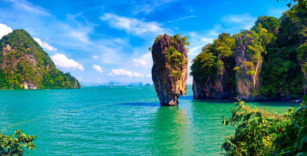 El paraíso se da lugar en el Tailandia - The Westin Siray Bay Resort & Spa 5*  Phuket