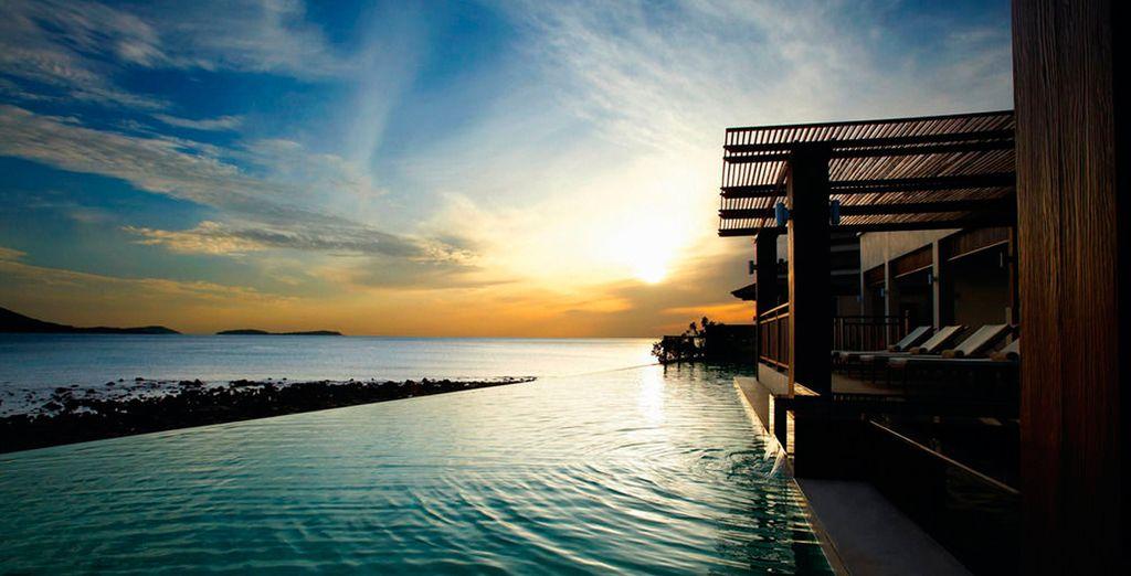 The Sarann es un hotel de lujo de 4 estrellas - The Sarann 4* Koh Samui