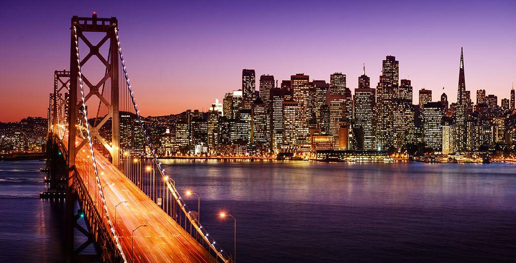 Nous vous emmenons vivre un voyage légendaire - Combiné villes américaines avec ou sans autotour parcs nationaux New York