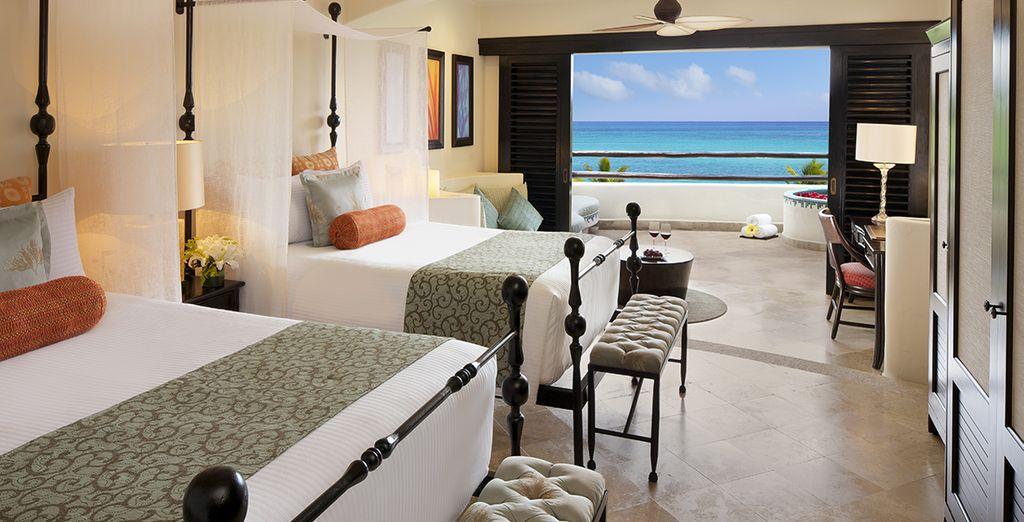 Ou en Preferred Club Junior Suite Ocean View s'annonce inoubliable