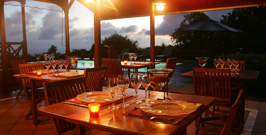 Le jardin malanga voyage priv jusqu 39 70 - Restaurant le jardin du lavoir aux herbiers ...