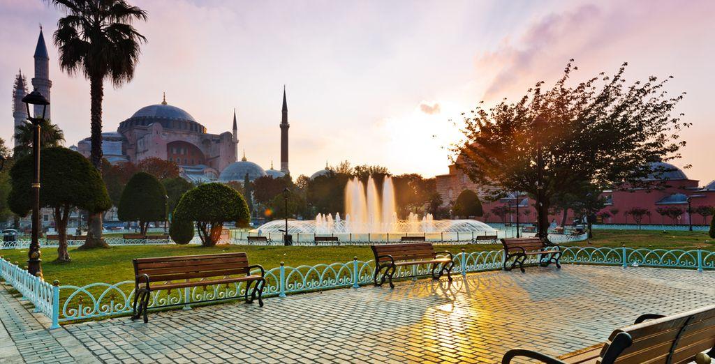 Hotels Pour Une Escapade A Istanbul : The time hotel voyage priv� jusqu à