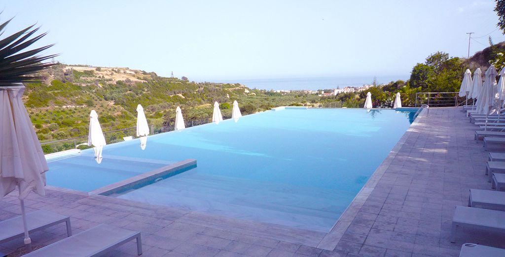 voyage priv voyage cr te rethymnon h tel rimondi grand resort spa 5. Black Bedroom Furniture Sets. Home Design Ideas