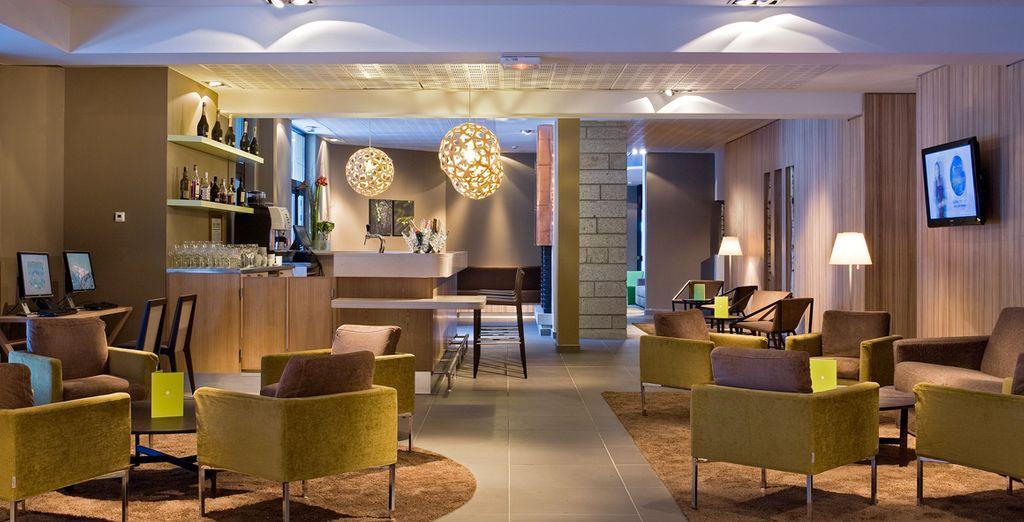 Un établissement 4* à l'atmosphère chaleureuse  à la décoration soignée - Les Aiglons Resort & Spa 4* Chamonix