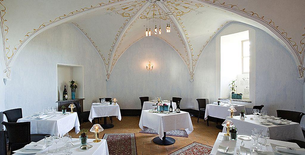 Avis ch teau de pizay 4 voyage priv - Chateau de pizay restaurant ...