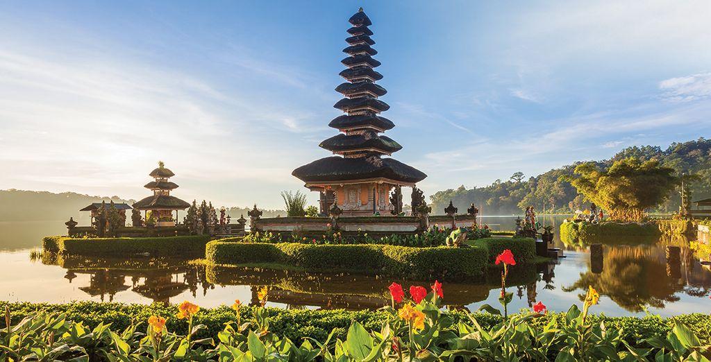 Le temps d'un sublime voyage... - Combiné 5* Royal Tulip Visesa et Intercontinental Bali avec Emirates Ubud