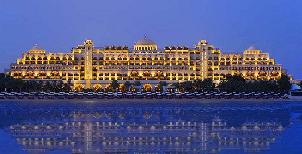 Venez découvrir l'incroyable Dubaï - Hôtel Jumeirah Zabeel Saray 5* avec Emirates Dubai