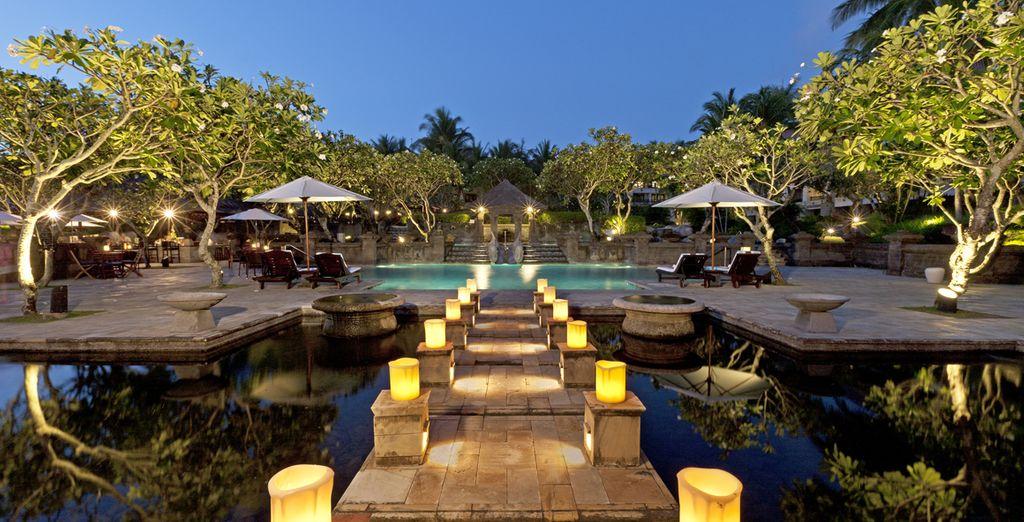 La magie se poursuivra au Pan Pacific Nirwana Resort 5*