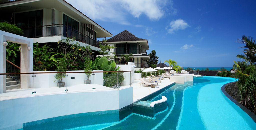 Situé à Karon Beach - Hôtel Mandarava Resort and Spa 4* Phuket