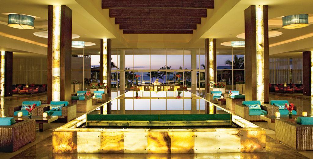 Et savourez le luxe éclatant de l'hôtel Now Jade