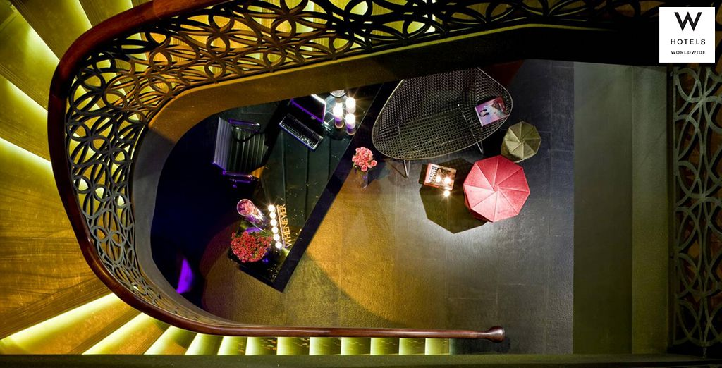 Hotels Pour Une Escapade A Istanbul : Hôtel w istanbul voyage priv� jusqu à