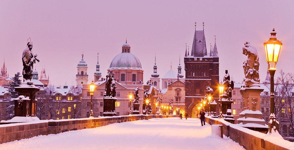 Bienvenue à Prague ! - K+K Hotel Fenix 4* Prague