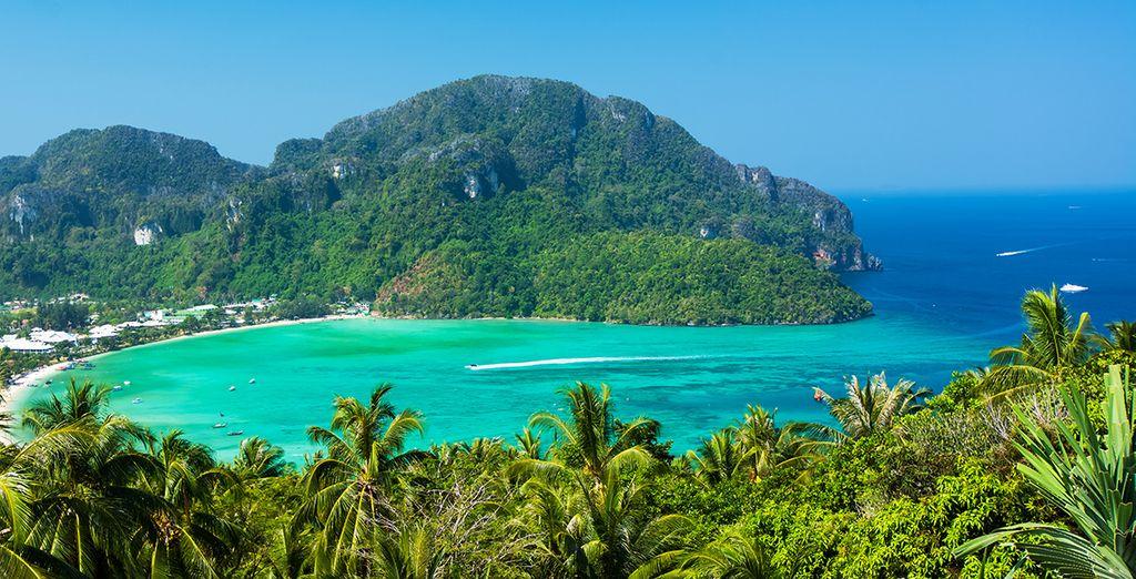 Et les plages paradisiaques de Phuket !
