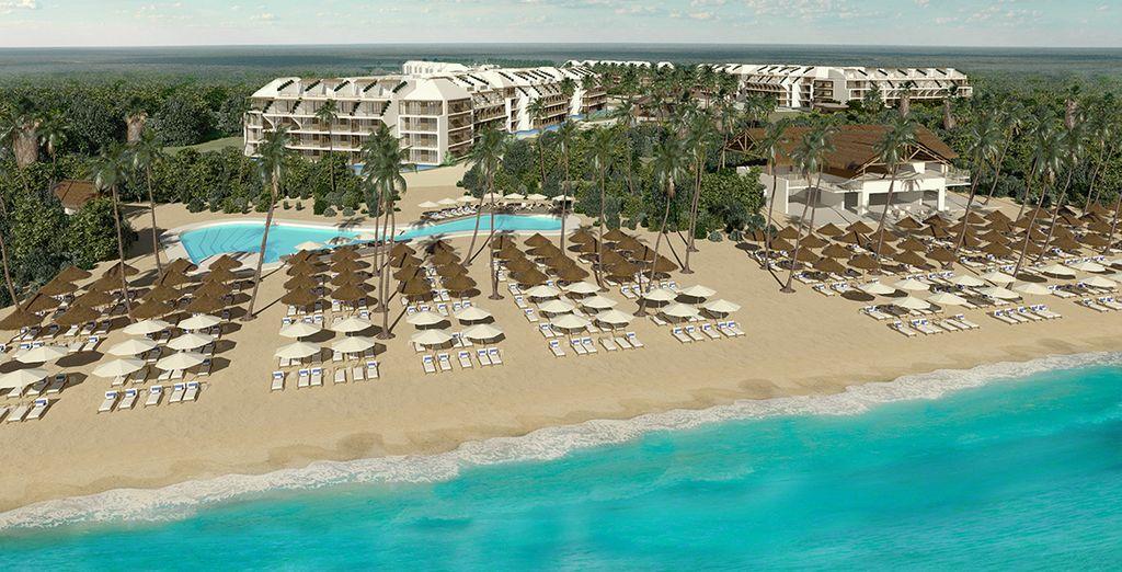 Nous vous emmenons à l'hôtel H10 Ocean Riviera Paradise El Beso 5* - H10 Ocean Riviera Paradise El Beso 5* Playa del Carmen