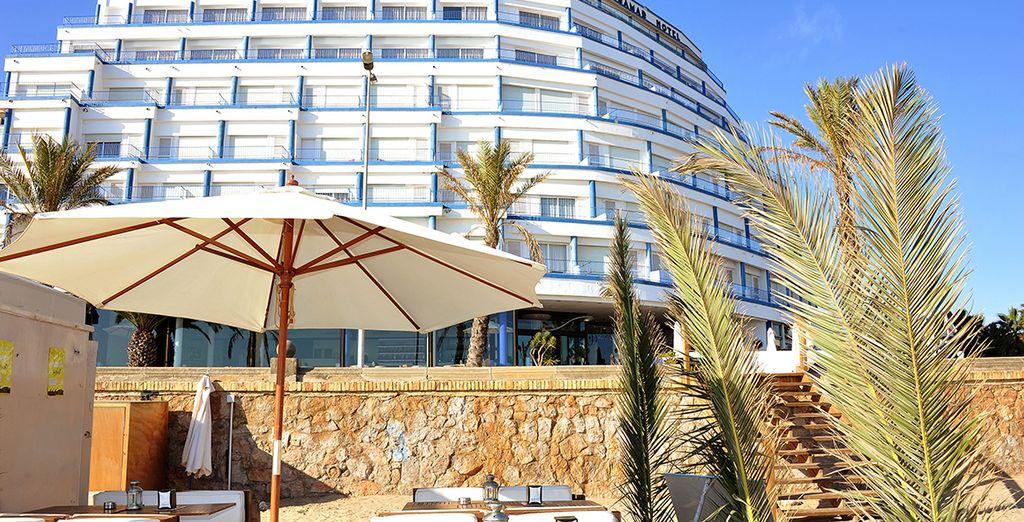 Hotel demi pension espagne bord de mer for Hotel demi pension