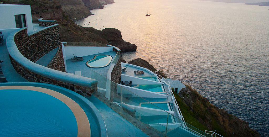 Awesome Dove Soggiornare A Santorini Photos - Home Interior Ideas ...