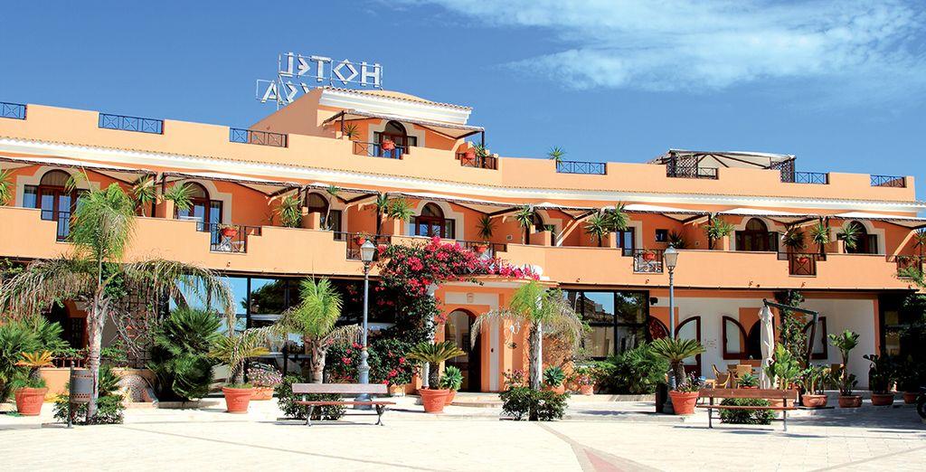 L'Hotel Medusa 4* - Hotel Medusa 4* Lampedusa