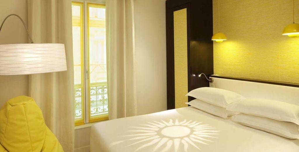 A quirky hotel themed around nature - Hotel Eden Paris 4* Paris