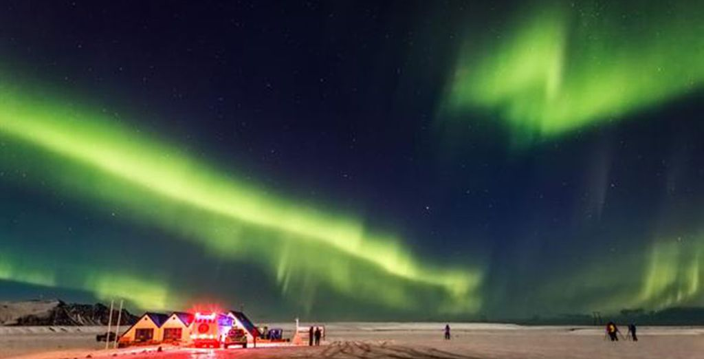 For a night under the stars spotting the Northern Lights