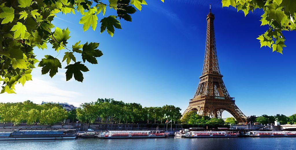 This romantic city beckons...