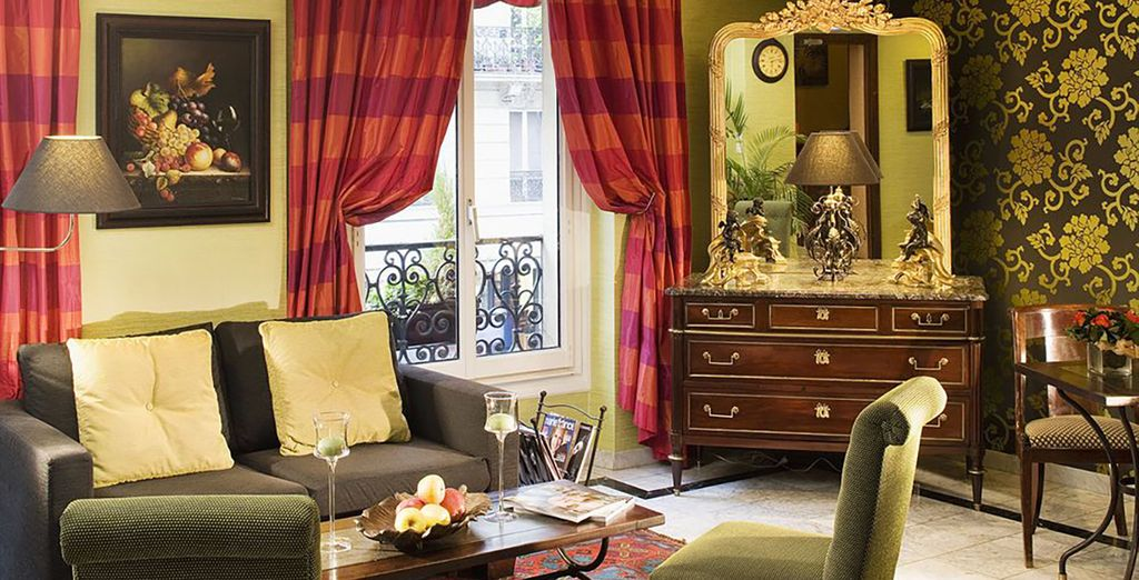Royal Hotel Saint Germain  - Royal Hotel Saint Germain 3* Paris