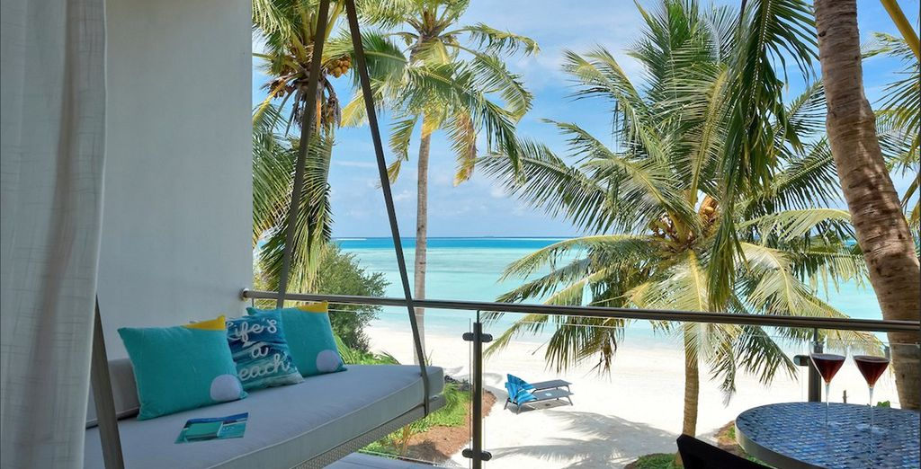 Welcome to your Sky Studio - Kandima Maldives 4* Male