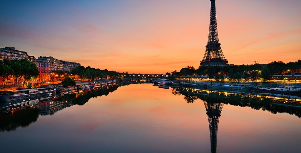 You're bound to fall in love with Paris!
