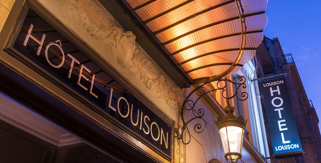Louison Hotel 3* - Louison Hotel 3* Paris