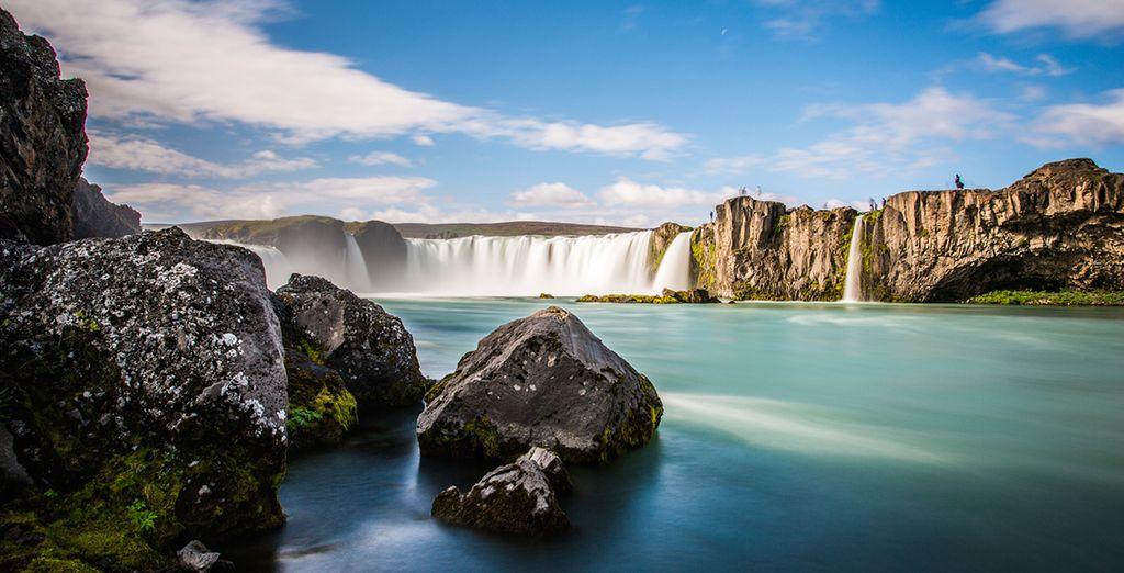 God's Waterfall will amaze you