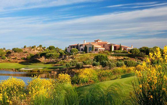 Portugal Vila Nova de Cacela - Monte Rei Golf &amp Country Club desde 256,00 ?