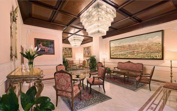 Italia Florencia Hotel Pierre 4* desde 97,00 €
