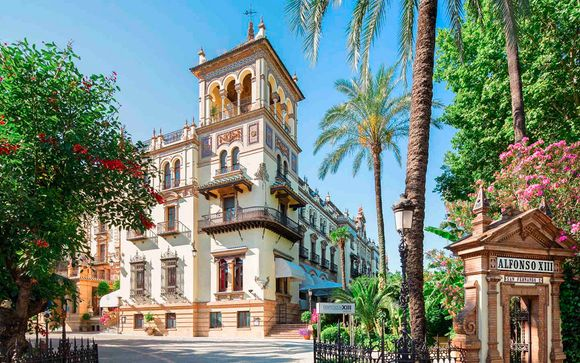 Hotel Alfonso XIII 5* a Luxury Collection Sevilla España