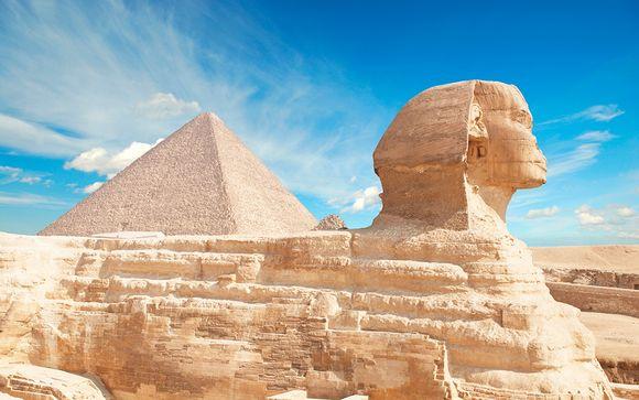 Egipto El Cairo Descubre Egipto con Mena House 5* desde 799,00 €