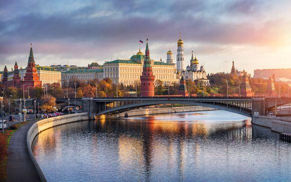 Grandes capitales de Rusia