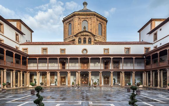 Eurostars Hotel de la Reconquista 5*