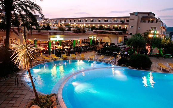 Lloret de Mar: Guitart Gold Central Park Resort Spa 4*