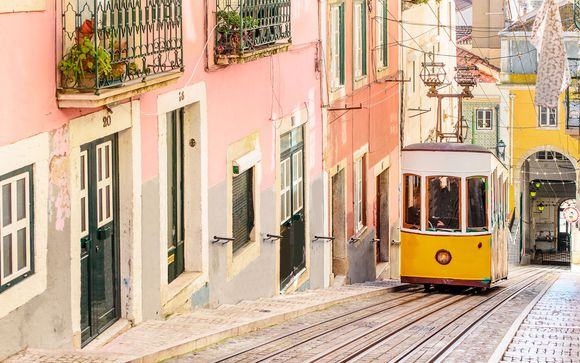 Portugal Lisboa Lutecia Smart Design Hotel 4* desde 83,00 €