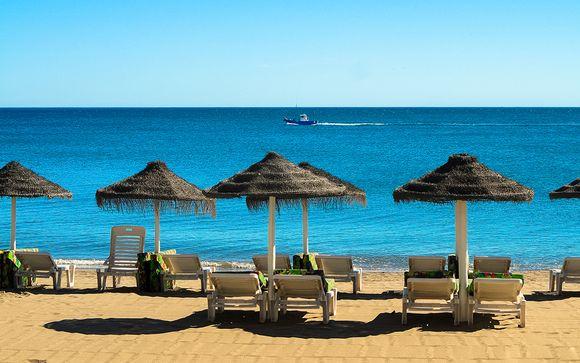 España Málaga BQ Andalucía Beach 4* desde 69,00 €