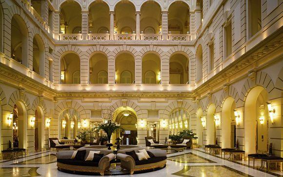 Hotel Boscolo Budapest 5*