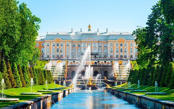 Rusia Moscu oyas de la Rusia de los Zares desde 1.245,00 €