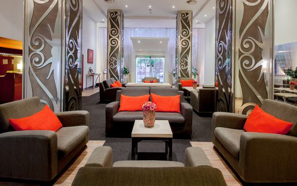 Hungría Budapest Mamaison Hotel Andrassy 4* desde 94,00 €