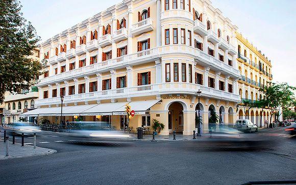 Ibiza (Ciudad)  Gran Hotel Montesol Ibiza 5*