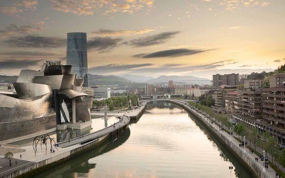 Hotel NH Collection Villa de Bilbao 4*