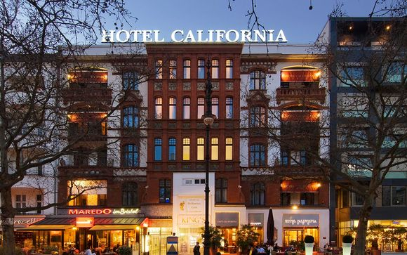 California am Kurfürstendamm 4*