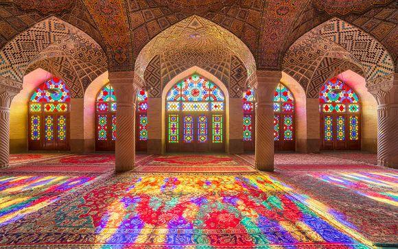 Irán Shiraz  Irán Majestuoso desde 1.999,00 €