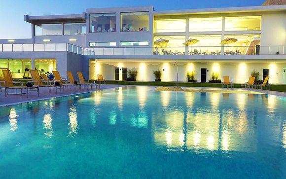 Agua Hotel Mondim de Basto 4*