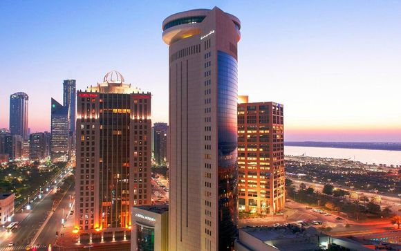 Hôtel Le Royal Méridien Abu Dhabi 5*
